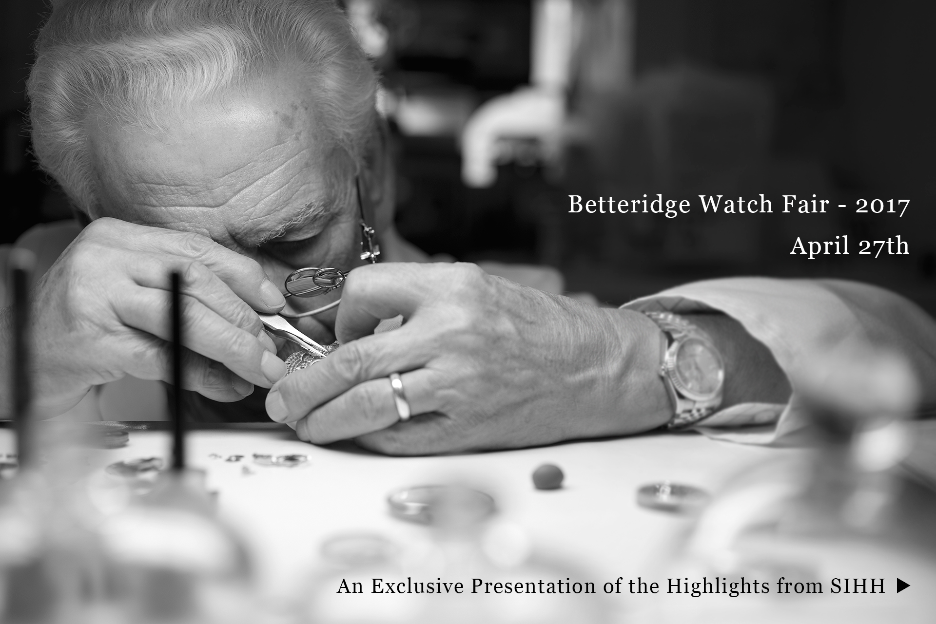 Betteridge Watch Fair - 2017