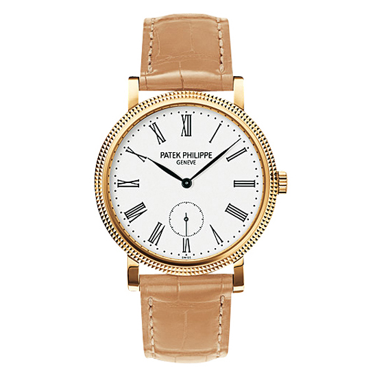 7119j patek philippe ladies 39 calatrava for Patek philippe women
