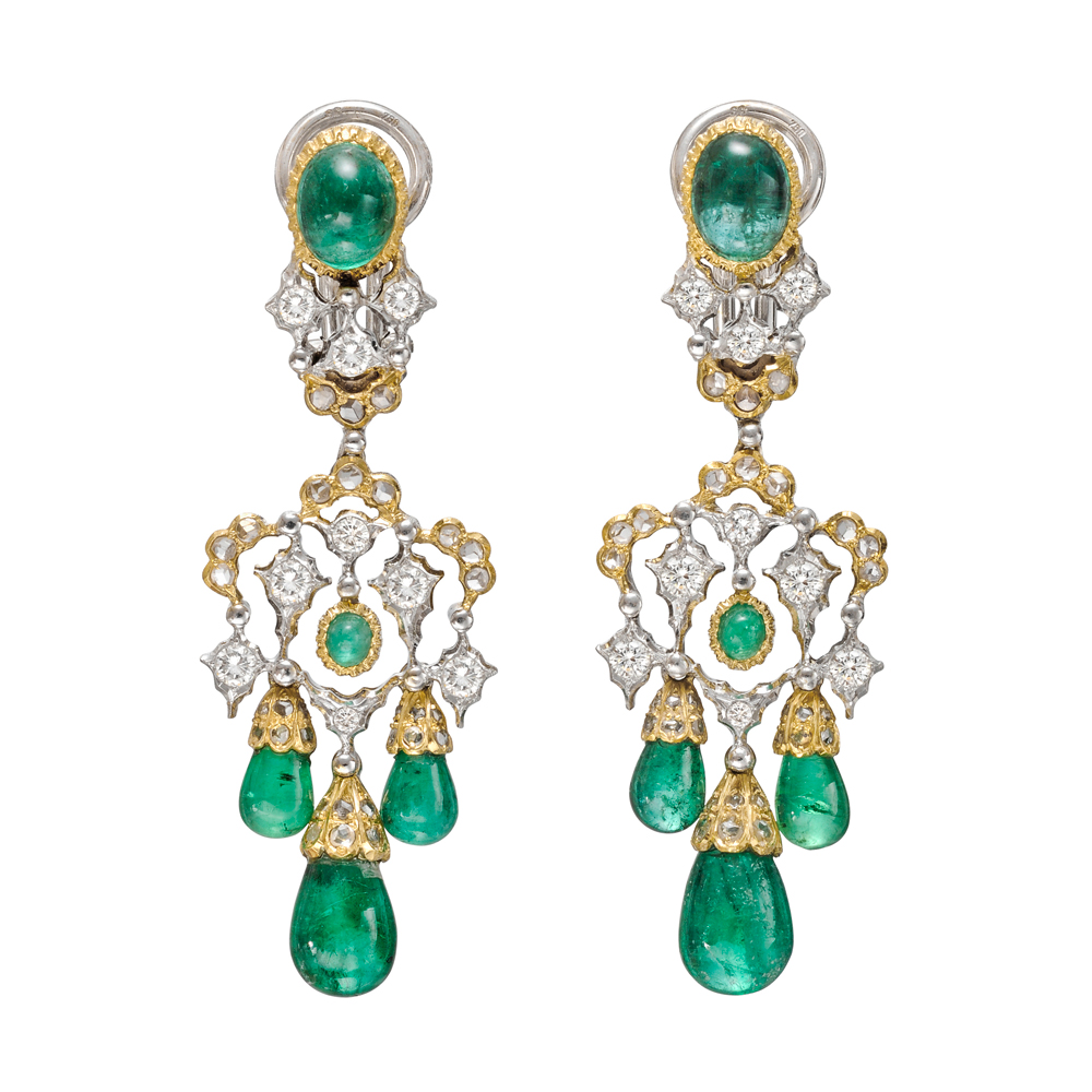 Emerald Chandelier Earrings TopEarrings – Chandelier Earring