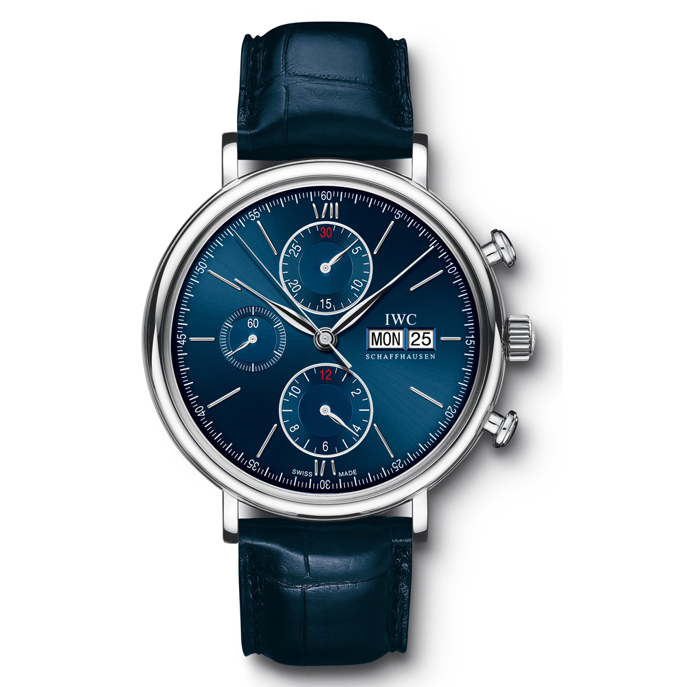 """Iwc Portofino Chronograph """"laureus"""" Steel (iw391019. Paragon Diamond. Gold And Silver Bangle Bracelets. Unique Necklace Chains. Marquee Engagement Rings. Rainbow Pendant. Gold Diamond Engagement Rings. Perfect Emerald. Winza Sapphire"""