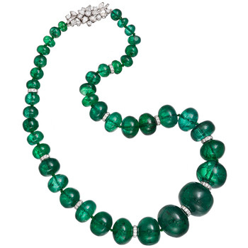Emerald Beads