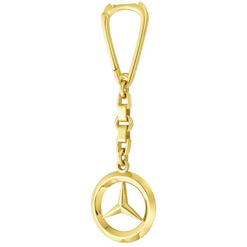 Gold mercedes benz key chain betteridge for Mercedes benz chain