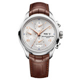 ​Clifton Chronograph 43mm Steel (10129)
