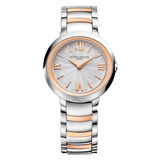 ​Promesse 30mm Steel & Rose Gold (10159)