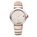 ​​Ladies' LVCEA 33mm Steel & Rose Gold (102197)