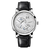 Lange 1 Time Zone Platinum (116.025)