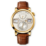 Lange Zeitwerk Manual Yellow Gold (140.021)