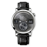 "Lange Zeitwerk ""Phantom"" Manual Platinum (140.035)"