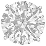 ​20.27 Carat Round Brilliant-Cut Diamond (F/VS2)
