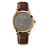 Saxonia Manual Rose Gold (215.033)
