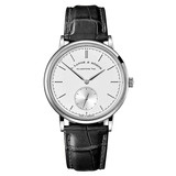 Saxonia Manual White Gold (216.026)