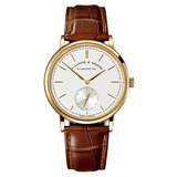 Saxonia Manual Yellow Gold (216.021)