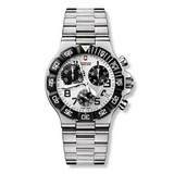 Summit XLT Chrono Quartz Steel (241339)