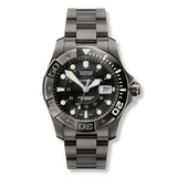 Dive Master 500M Automatic Steel Gunmetal PVD (241356)