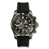 Dive Master 500M Chrono Quartz Steel Gunmetal PVD (241421)