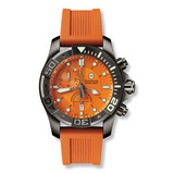 Dive Master 500M Chrono Quartz Steel Gunmetal PVD (241423)
