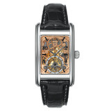 Edwards Piguet Skeleton Tourbillon (25947PT.OO.D002CR.01