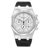 ​Royal Oak Chronograph White Gold (26022BC.OO.D002CR.01)