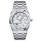 Royal Oak Dual Time Steel (26120ST.OO.1220ST.01)