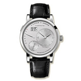 Lange 1 Daymatic Automatic Platinum (320.025)