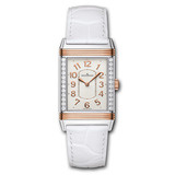 Grande Reverso Lady Ultra-Thin Steel & Rose Gold (3224420)