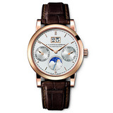 Saxonia Annual Calendar Automatic Rose Gold (330.032)