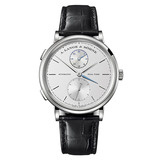 Saxonia Dual Time White Gold (385.026)