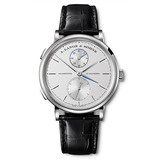 Saxonia Dual Time Automatic White Gold (385.026)