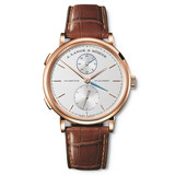 Saxonia Dual Time Automatic Rose Gold (385.032)