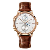 ​Saxonia Dual Time Rose Gold (386.032)