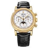 Perpetual Calendar Chronograph Yellow Gold (3970J)