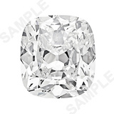 ​3.01 Carat Cushion Brilliant-Cut Loose Diamond (F/VS2)