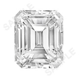 3.05 Carat Emerald-Cut Loose Diamond (G/VS2)