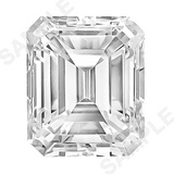 ​4.01 Carat Emerald-Cut Loose Diamond (F/VS2)
