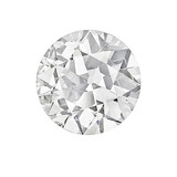 4.19 Carat Old European Cut Diamond (G/VS2)
