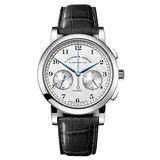 1815 Chronograph Manual White Gold (402.026)
