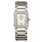 Ladies' Twenty-4 Quartz White Gold & Diamonds (4908/200G)
