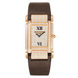 Ladies' Twenty-4 Quartz Rose Gold & Diamonds (4910R)