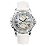 Ladies' Calatrava Travel Time Manual White Gold (4934G)