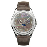 Ladies' Annual Calendar Automatic White Gold (4936G)