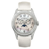 Ladies' Annual Calendar Automatic White Gold (4937G)