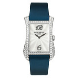Ladies' Gondolo Serata Quartz White Gold & Diamonds (4972G)