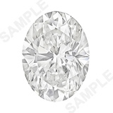 4.01 Carat Oval Brilliant-Cut Loose Diamond (F/VS2)