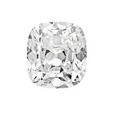 5.14 Carat Cushion-Cut Diamond (H/VS1)