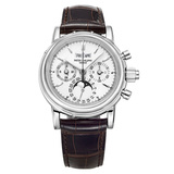 Perpetual Calendar Split Seconds Chronograph Platinum (5004P)