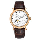 Moon Phase Power Reserve Rose Gold (5054R)