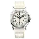 Ladies' Aquanaut Luce Quartz Steel & Diamonds (5067A)