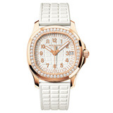 ​Ladies' Aquanaut Luce Automatic Rose Gold & Diamonds (5068R)