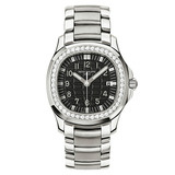 Ladies' Aquanaut Luce Quartz Steel & Diamonds (5087/1A)