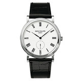 Calatrava Manual White Gold (5119G)
